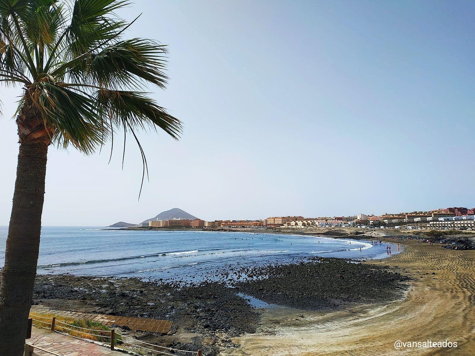 Playa La Jaquita, El Médano. Tenerife