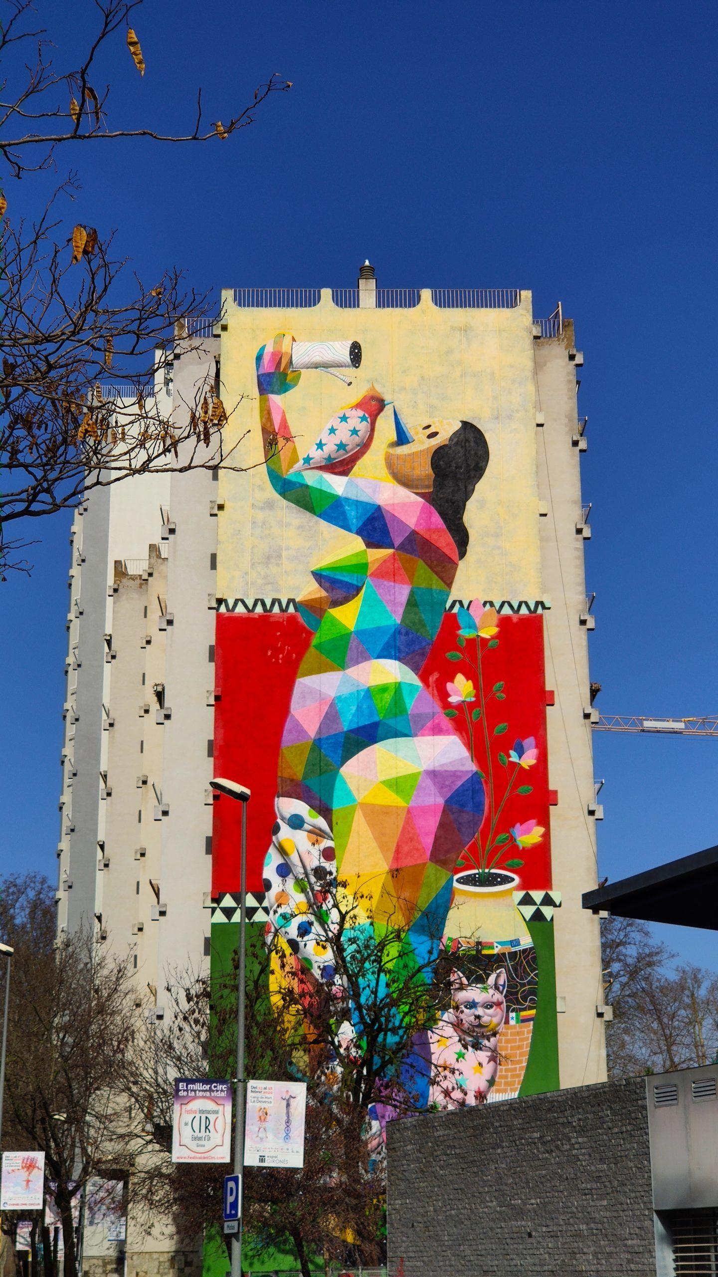 Grafiti Griona Okuda
