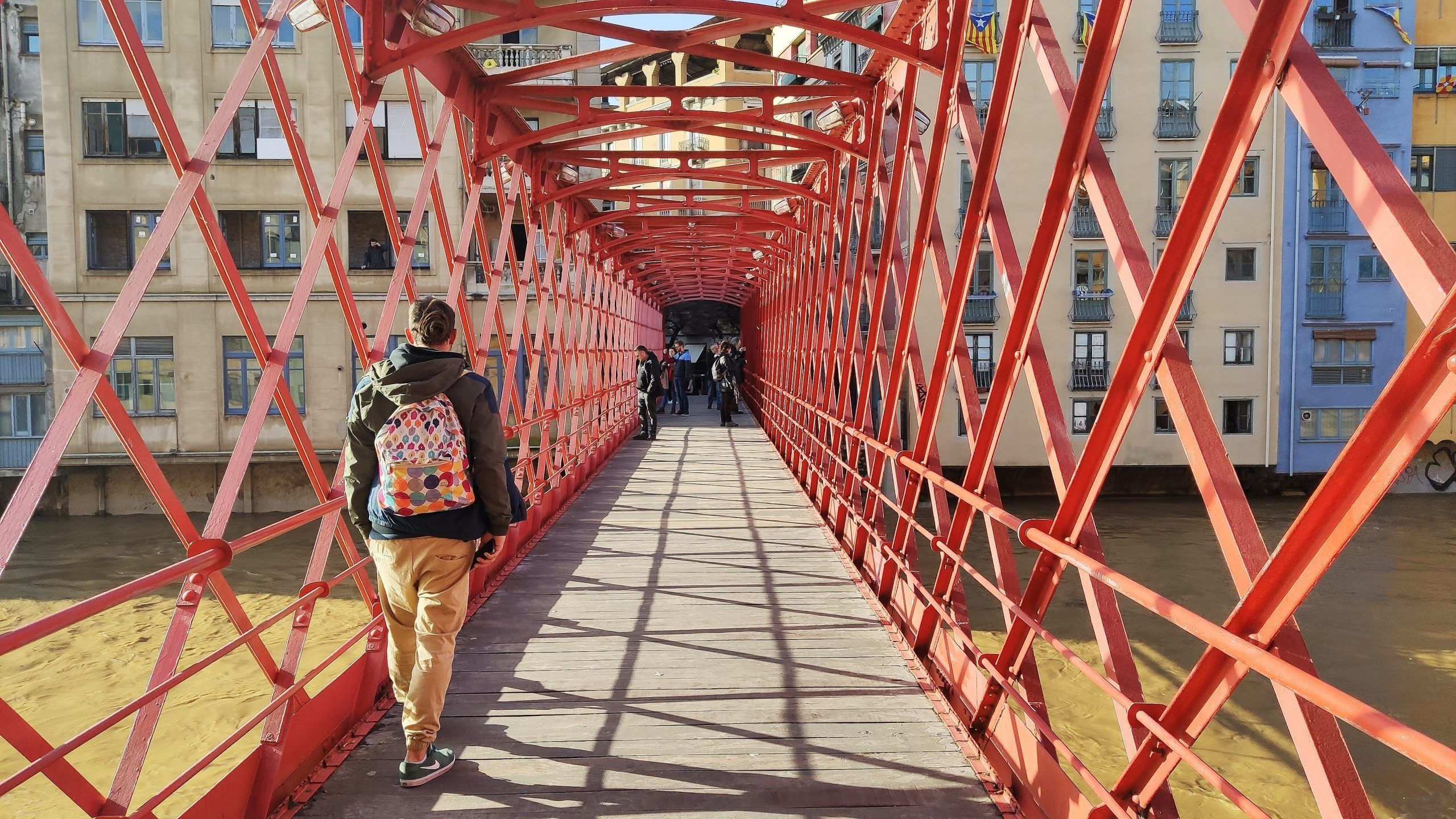 Puente Eiffel de Girona