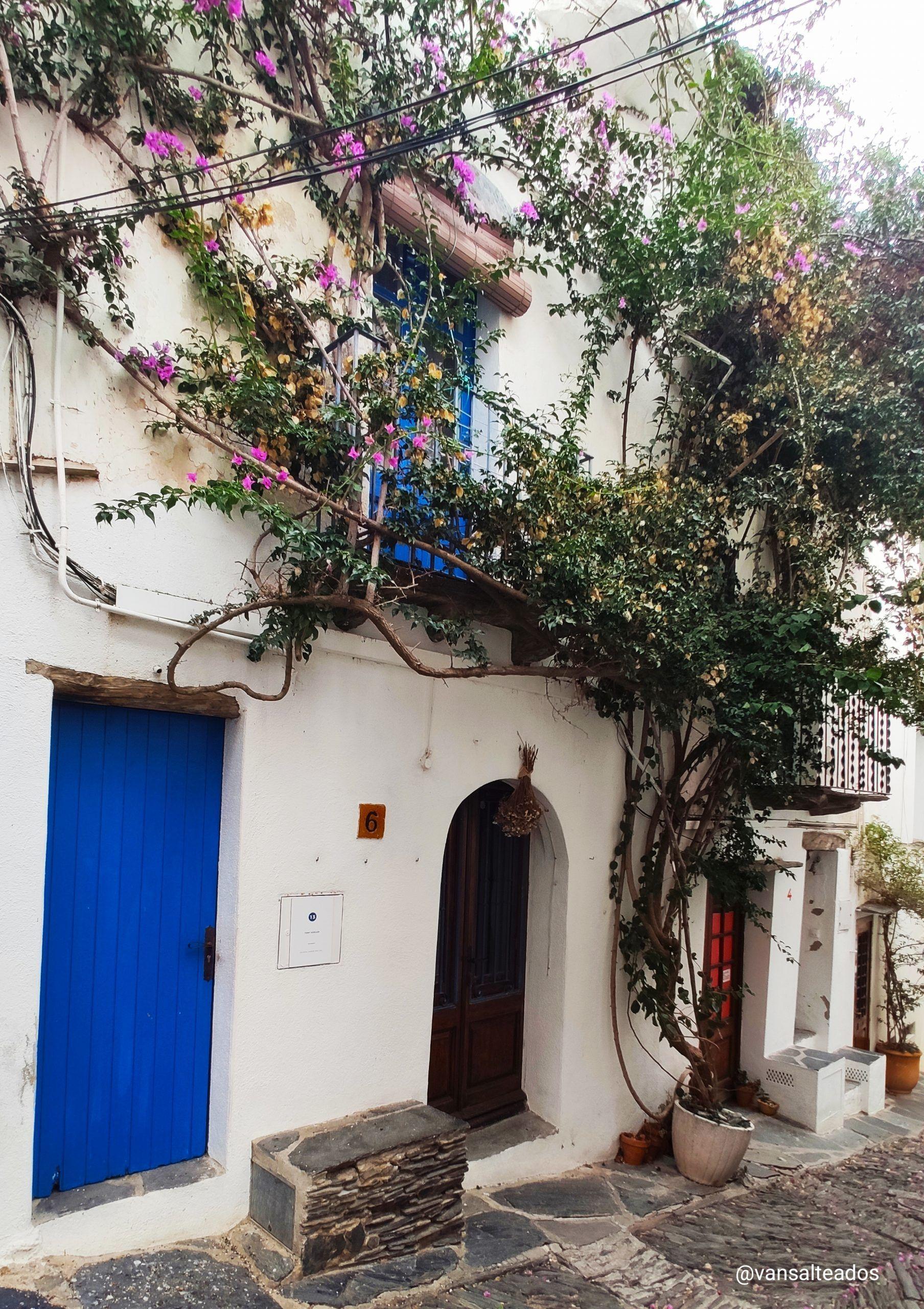 Calles en Cadaqués