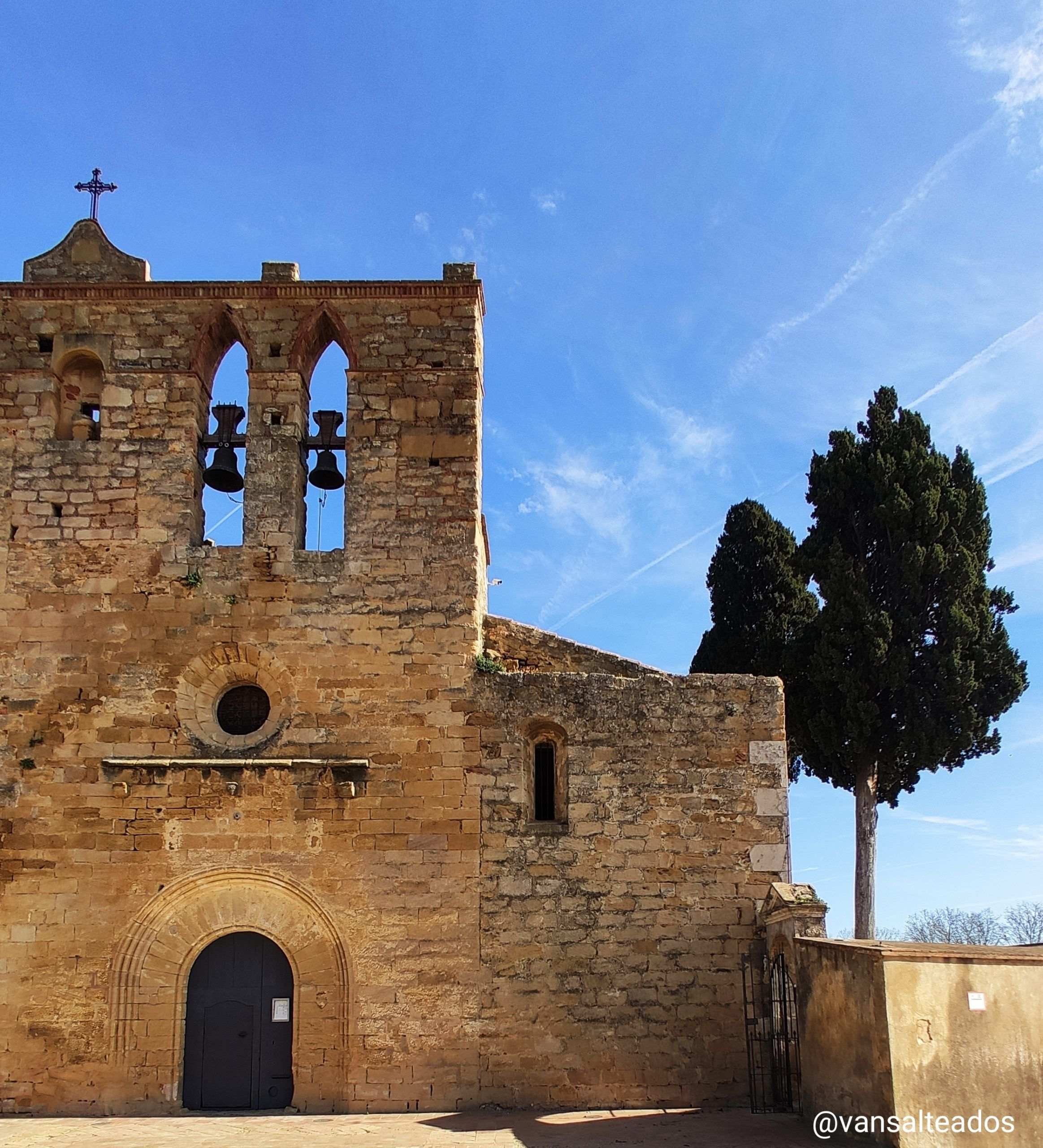 Iglesia Sant Esteve de Peratallada