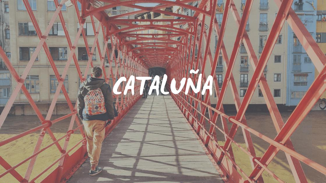 Puente de hierro de Girona