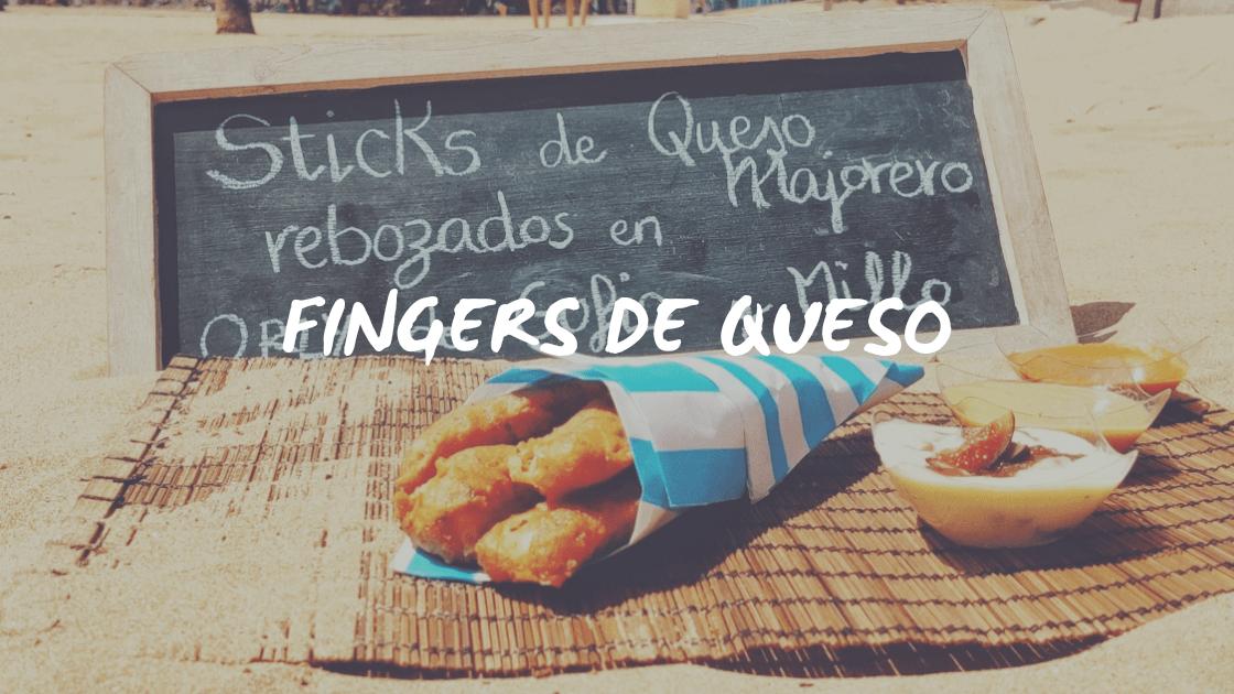 STICKS DE QUESO