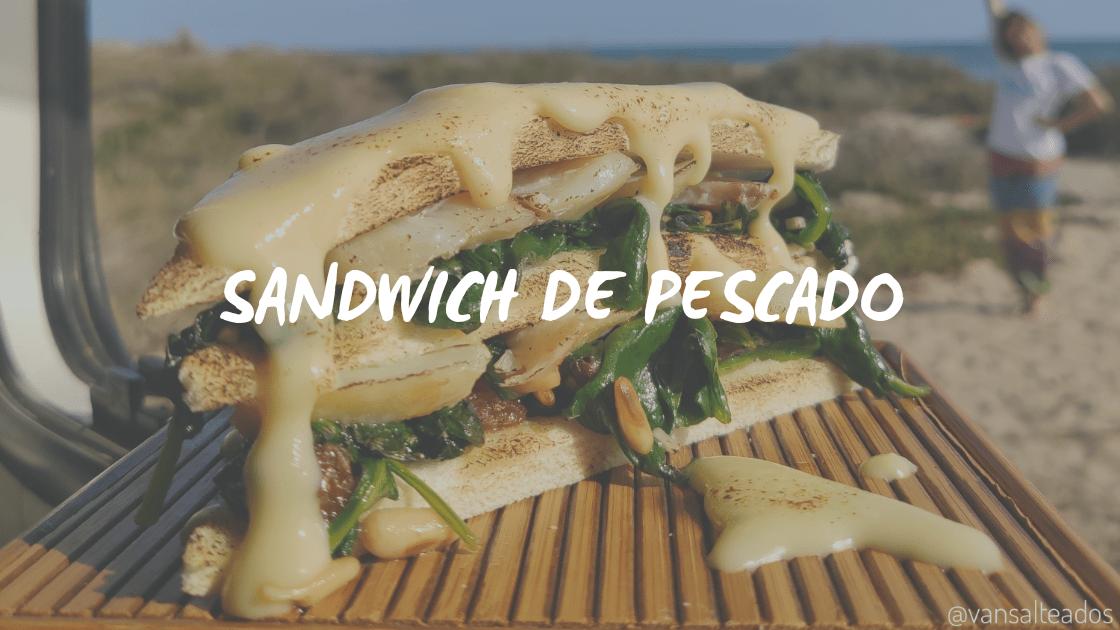 Enlace a Sandwich de pescado