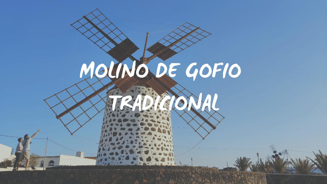 Enlace a Molino de Gofio tradicional