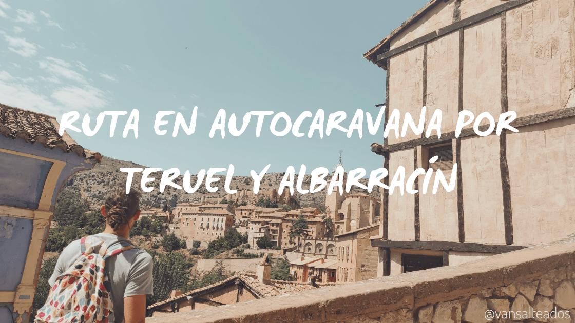 Enlace a Ruta en autocaravana por Teruel y Albarracín
