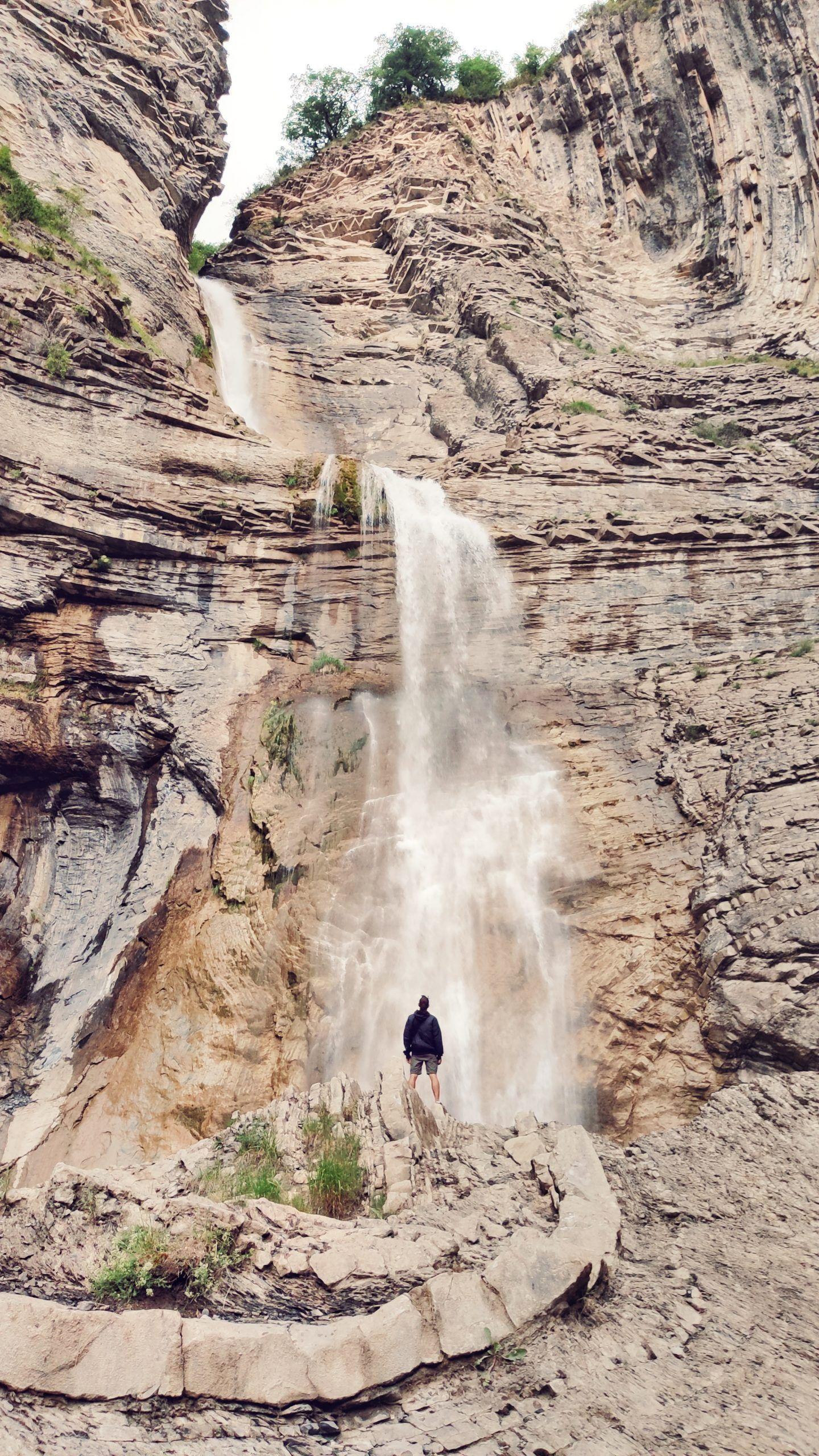 Cascada del Sorrosal, Broto