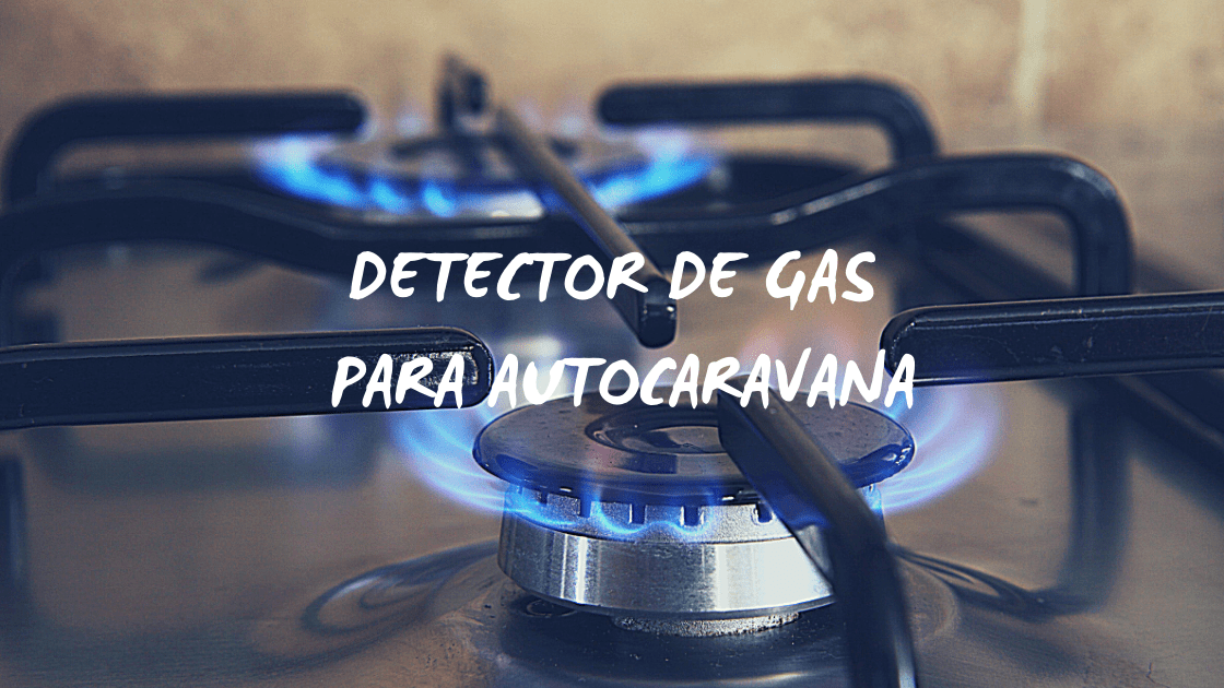Detector de gas para autocaravana