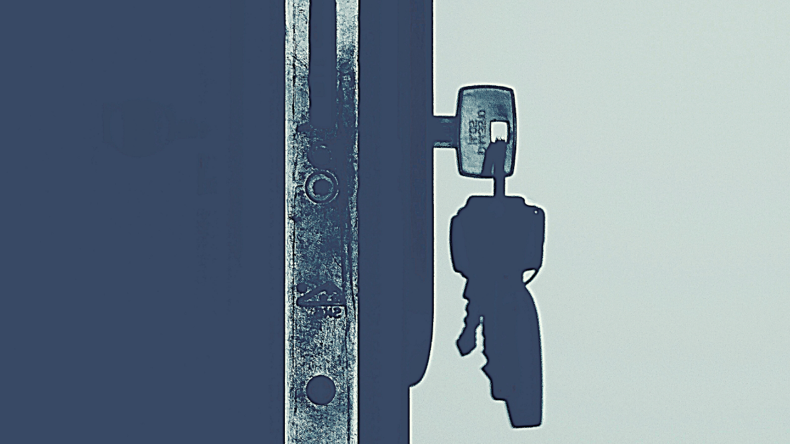 Cerradura para autocarvana