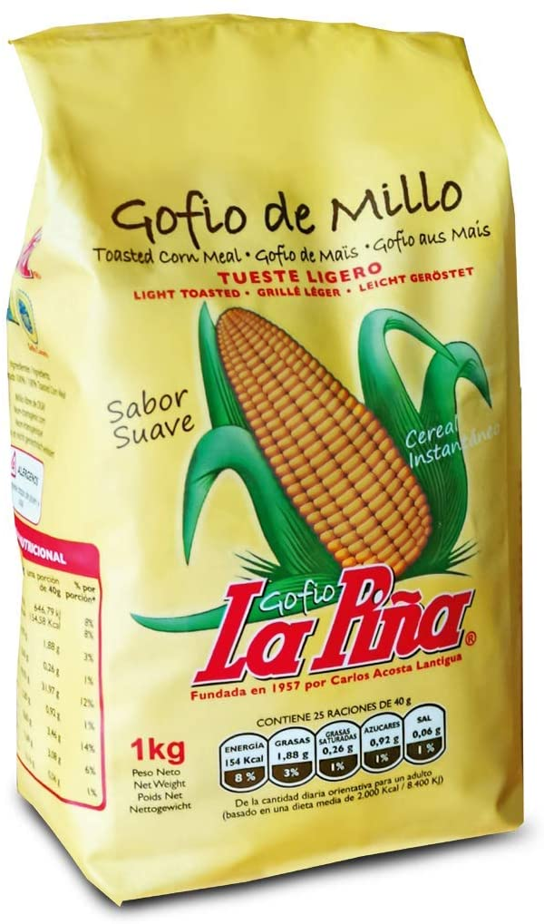 GOFIO DE MILLO