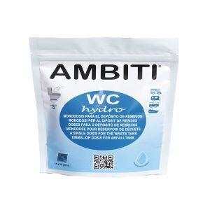 ambiti pastillas hydro wc quimico