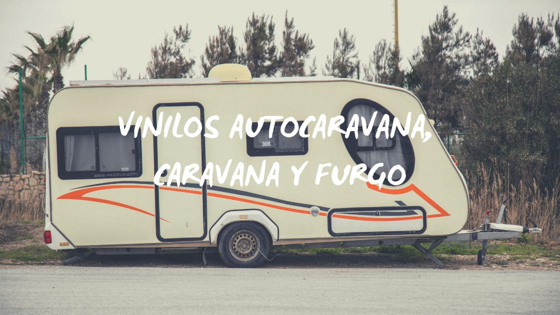 vinilos para caravanas, autocaravanas y furgonetas