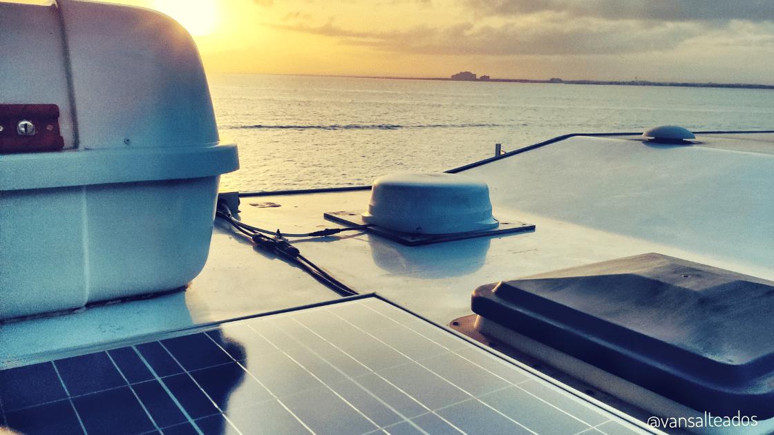 placas solares autocaravana