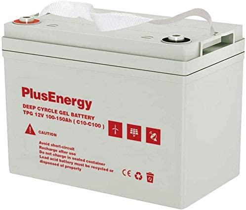 bateria gel autocaravana