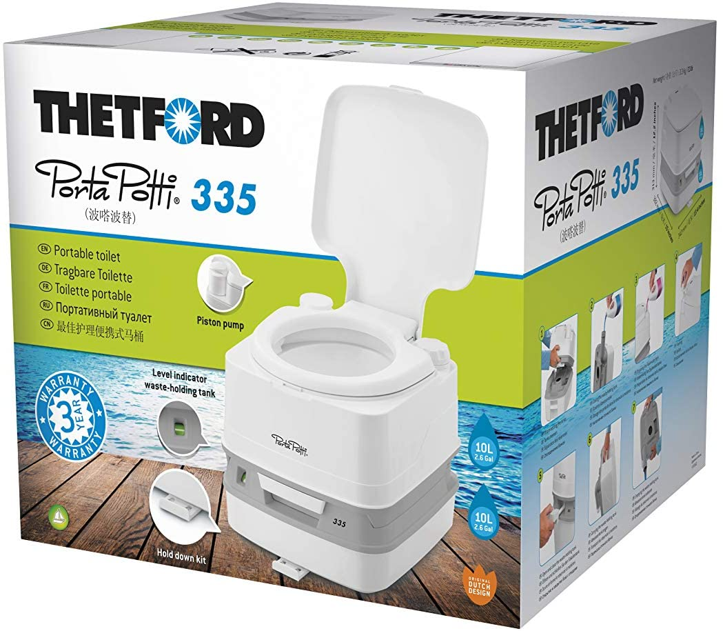 thetford porta potti 335