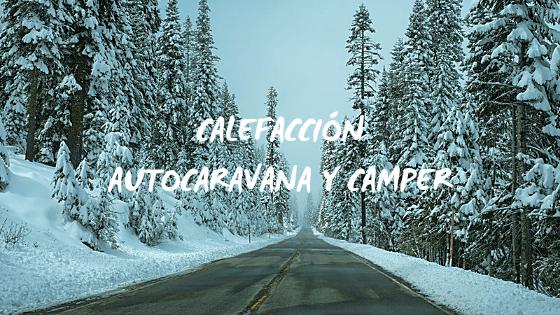 portada: Guía calefacción autocaravana y camper