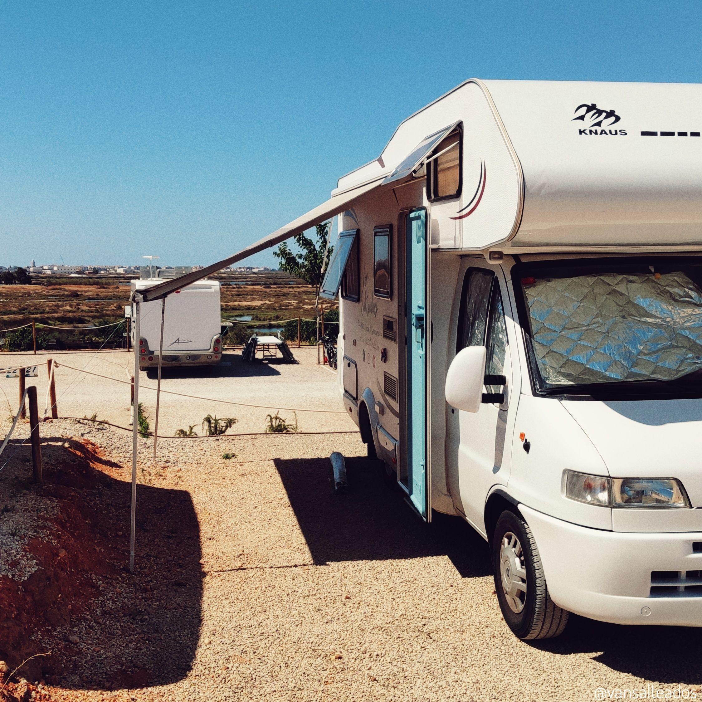 Accesorios autocaravana y camper