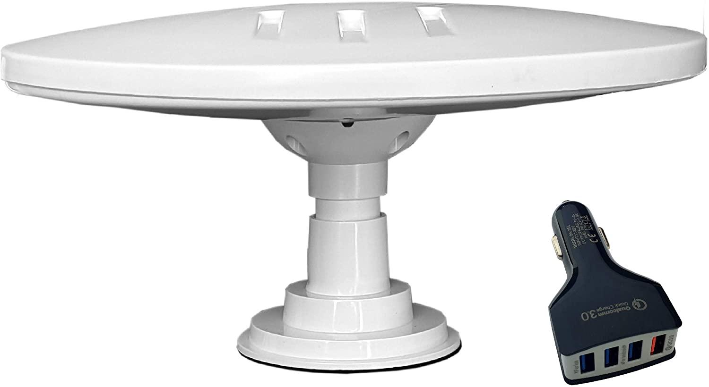 antena omnidireccional autocaravana