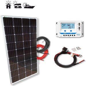kit solar 175w camper