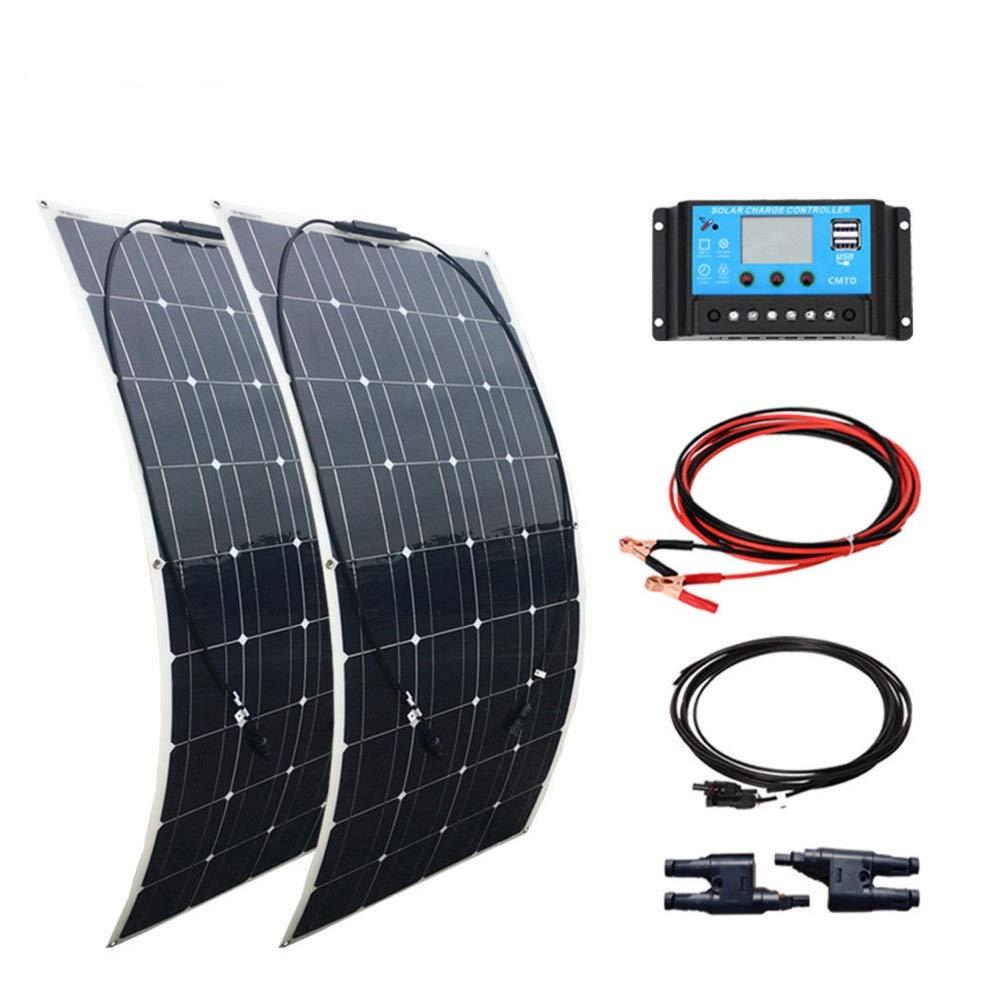 paneles solares flexibles furgo