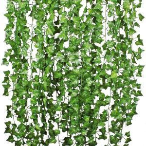 planta artificial decorar furgo
