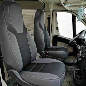 fundas asientos furgonetas pack 2