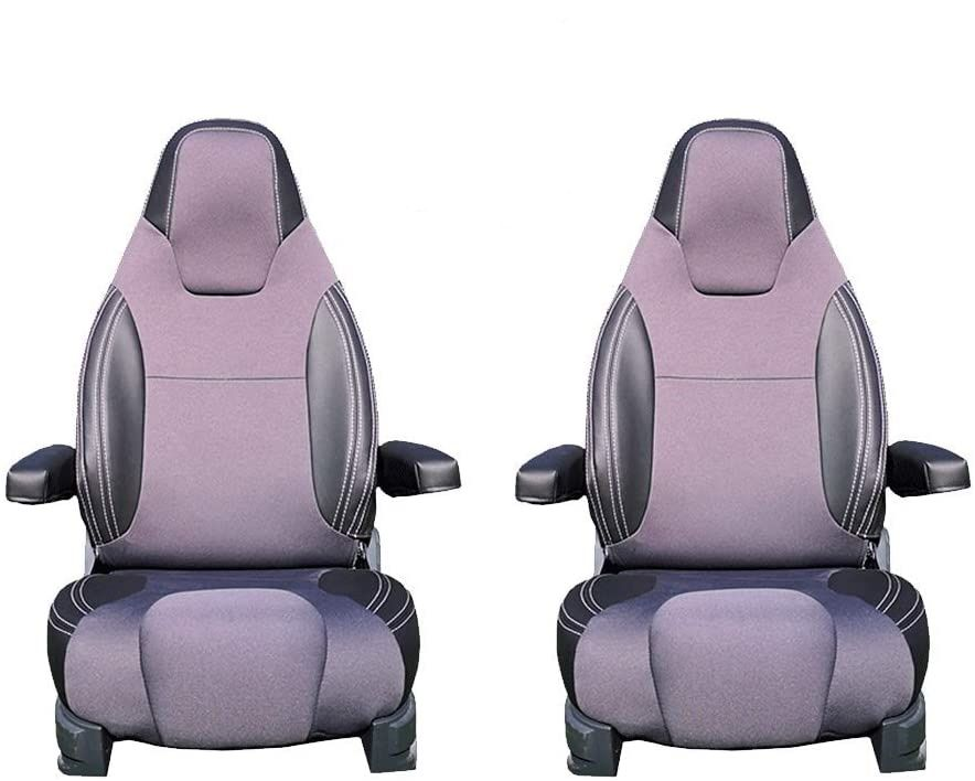 fundas autocaravana ducato polipiel asientos