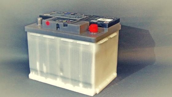 Batería para autocaravana y camper
