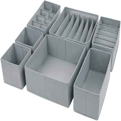 cajas almacenaje armario autocaravana