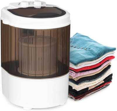 lavadora para camping 2,5kg autocaravana